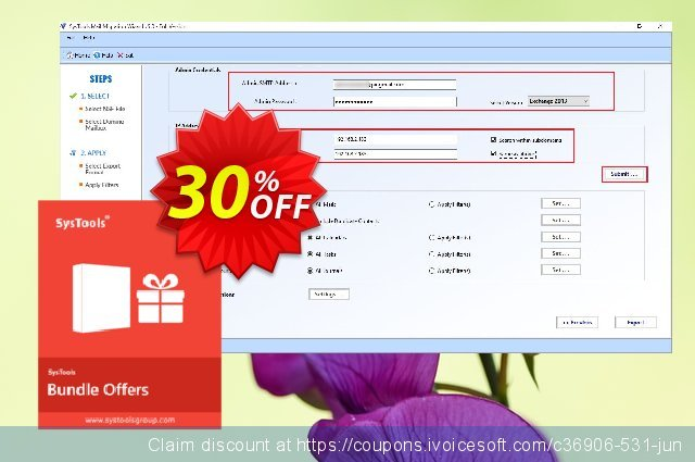Bundle Offer - Lotus Notes Emails to Exchange Archive + Export Lotus Notes (Business License)  대단하   촉진  스크린 샷