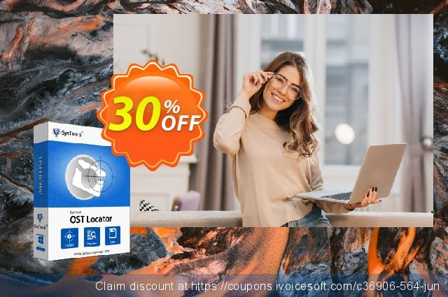 SysTools OST File Locator discount 20% OFF, 2020 July 4th sales