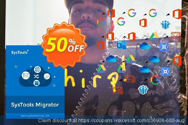 SysTools Office 365 to Office 365 Migrator 惊人的 促销 软件截图