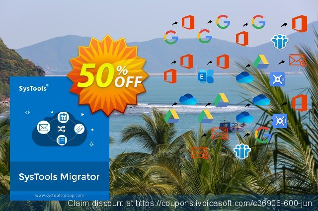 SysTools Office 365 to Office 365 Migrator discount 30% OFF, 2019 Thanksgiving Day offer