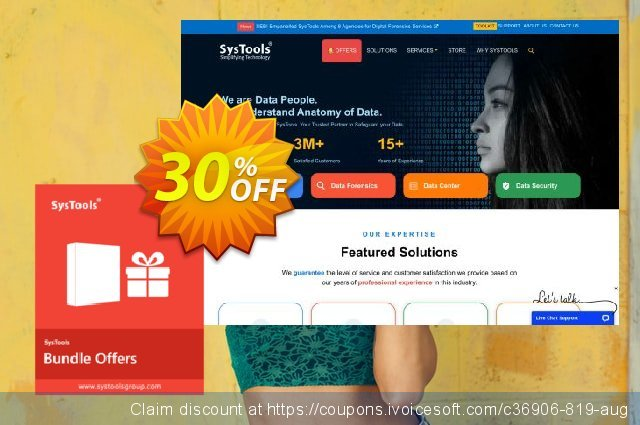 Bundle Offer - Yahoo Backup + Gmail Backup (50 Users License) discount 30% OFF, 2021 World Environment Day promo sales. SysTools coupon 36906