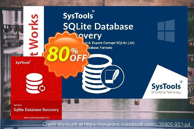 SQLite Database Recovery - Enterprise License  굉장한   세일  스크린 샷