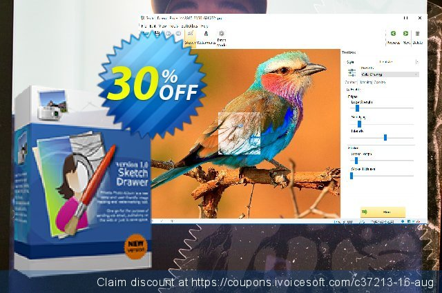 Sketch Drawer discount 30% OFF, 2019 Halloween discount