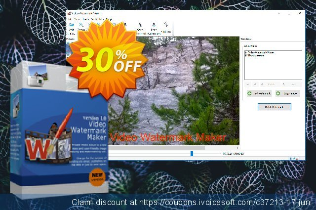 SoftOrbits Video Watermark Maker discount 30% OFF, 2020 Back to School Promos offer