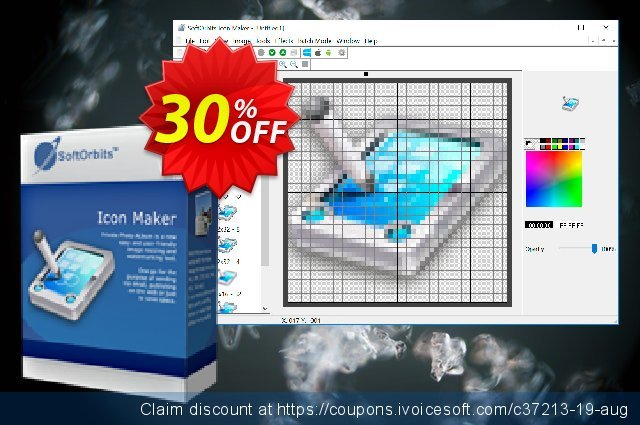 SoftOrbits Icon Maker discount 30% OFF, 2020 Spring offering sales