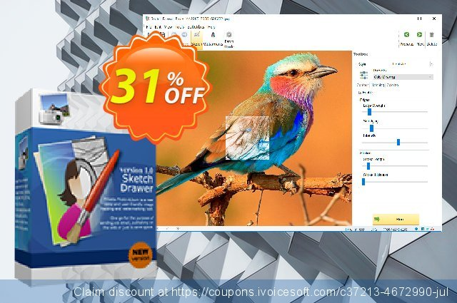 Sketch Drawer PRO discount 31% OFF, 2019 Summer offering sales