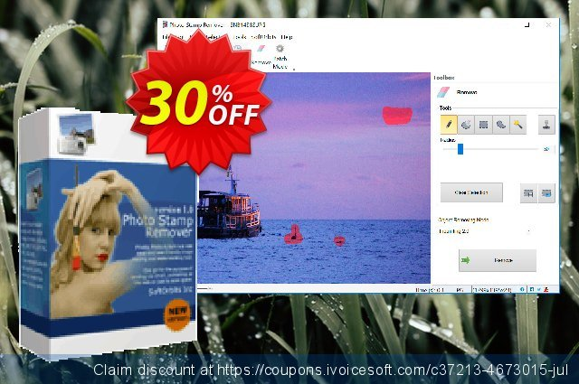 Photo Stamp Remover - Business License discount 30% OFF, 2020 Halloween offering sales
