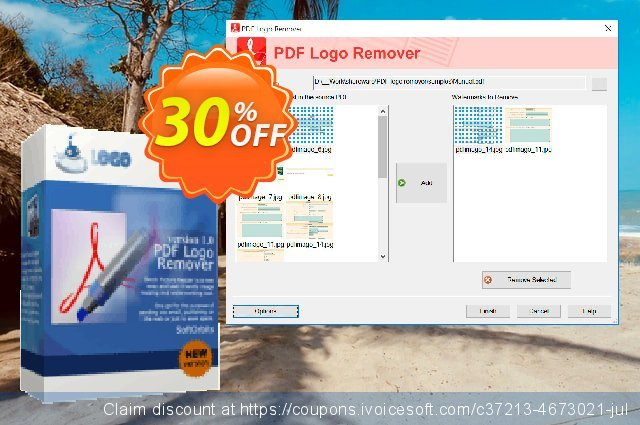 SoftOrbits PDF Logo Remover - Business License discount 30% OFF, 2020 Easter day offering sales