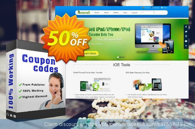 Amacsoft CHM to PDF for Mac discount 50% OFF, 2019 Back to School promo promotions