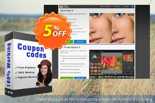 PT Photo Editor - Pro Edition discount 5% OFF, 2020 Halloween offer