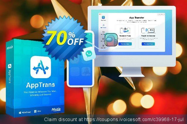AppTrans for Windows discount 30% OFF, 2019 Back to School promo discount