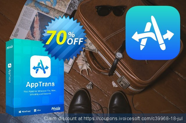 AppTrans for Mac discount 52% OFF, 2020 Halloween offering sales