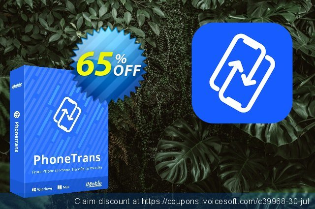 PhoneTrans Pro for Mac discount 30% OFF, 2020 American Independence Day offering sales