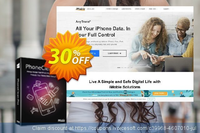 PhoneClean Pro for Windows (business lifetime license) discount 30% OFF, 2021 National Savings Day offering deals. PhoneClean Pro for Windows Special discount code 2021
