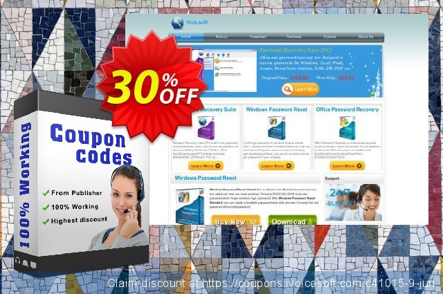 Vodusoft ZIP Password Recovery discount 30% OFF, 2020 Halloween offering sales