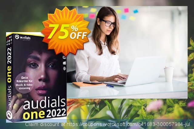 Audials One 2021 discount 63% OFF, 2021 World Bicycle Day offering sales. 63% OFF Audials One 2021, verified