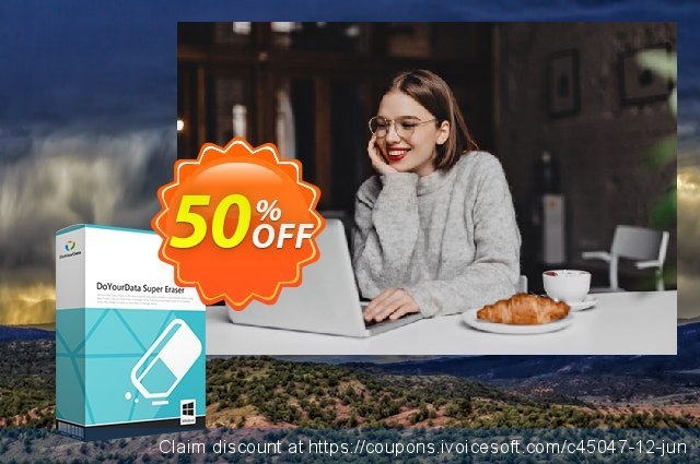 DoYourData Super Eraser Lifetime discount 30% OFF, 2019 Thanksgiving offering sales