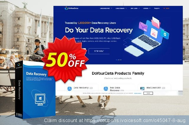 Do Your Data Recovery Enterprise discount 30% OFF, 2019 Black Friday offering sales