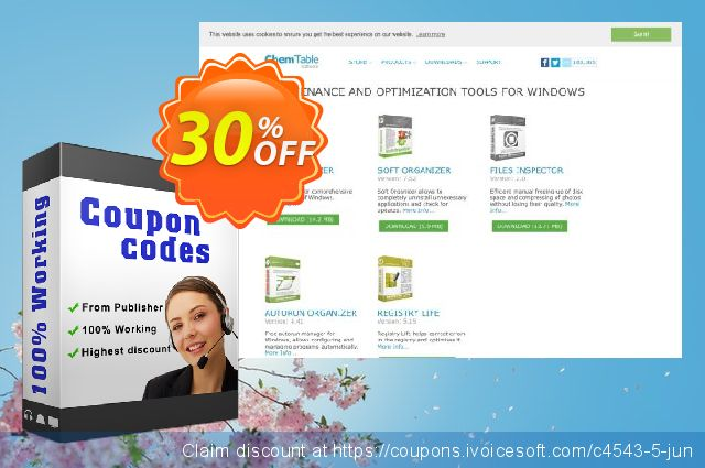 Reg Organizer 5.12 Business License (15 PCs) discount 30% OFF, 2020 American Independence Day offering sales