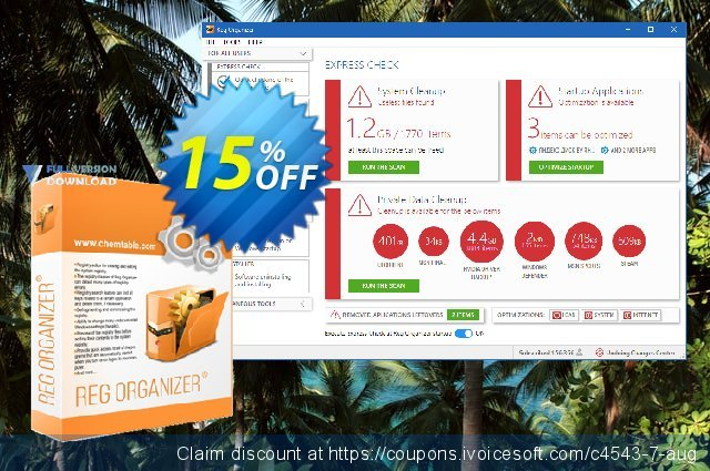 Reg Organizer discount 30% OFF, 2019 Thanksgiving discounts