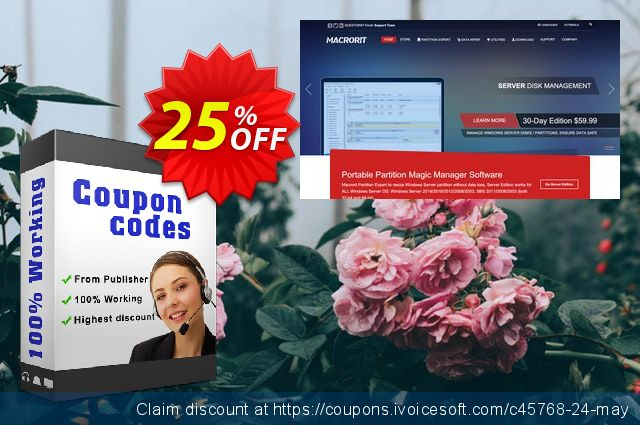Macrorit? Disk Scanner Pro + Free Lifetime Upgrade Service discount 25% OFF, 2019 Thanksgiving Day promotions