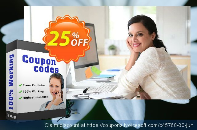 Macrorit Data Wiper Pro for Home Users discount banner 25% OFF, September