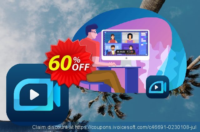 EaseUS RecExperts for Mac (1 year) discount 50% OFF, 2021 American Heart Month offering sales