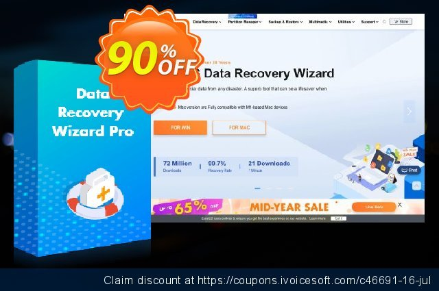 EaseUS Photo Recovery discount 30% OFF, 2019 Summer discount