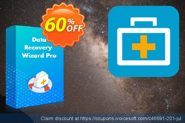 EaseUS Data Recovery Wizard Pro (2 months) discount 50% OFF, 2021 Hug Day offering sales
