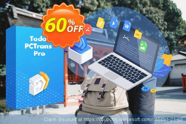 EaseUS Todo PCTrans Pro discount 51% OFF, 2019 Thanksgiving offering sales