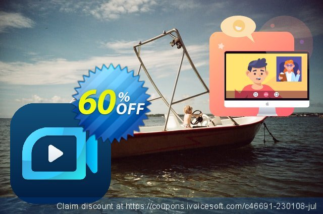EaseUS RecExperts for Mac discount 50% OFF, 2021 Teddy Day offering sales