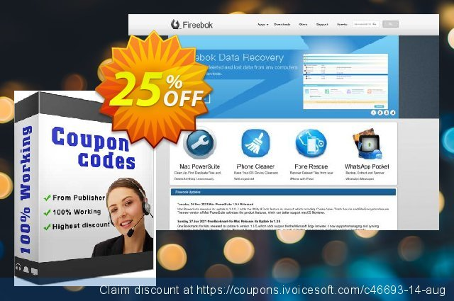 iLike for Windows discount 25% OFF, 2020 July 4th offering sales
