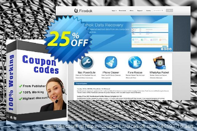 iCloud Extractor for Mac discount 25% OFF, 2020 Fourth of July offering sales
