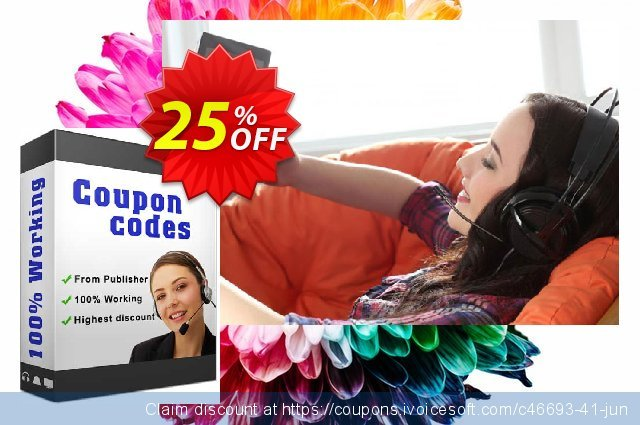 Data Recovery for PC (Family License) discount 25% OFF, 2020 Thanksgiving Day offering sales