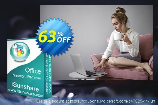 iSunshare Office Password Remover discount 63% OFF, 2019 Thanksgiving deals