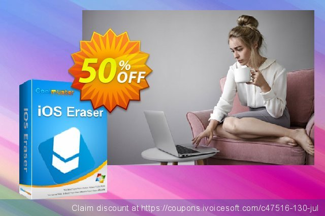 Coolmuster iOS Eraser discount 50% OFF, 2019 Happy New Year offering sales