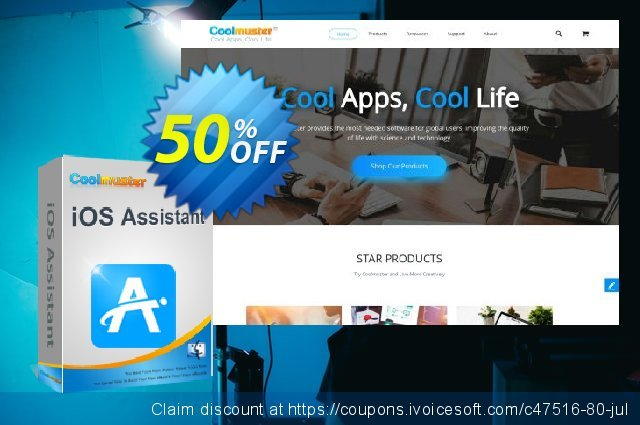 Coolmuster iOS Assistant for Mac - Lifetime License(1 PC)  경이로운   가격을 제시하다  스크린 샷