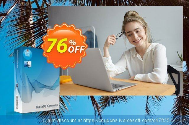 7thShare Mac MXF Converter discount 76% OFF, 2021 New Year offering sales