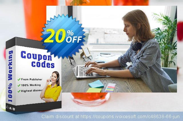 IronPDF Global Enterprise License discount 20% OFF, 2020 Spring discounts