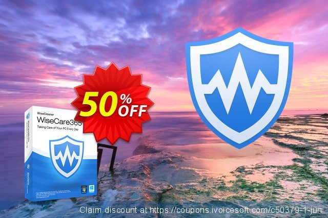 Wise Care 365 Pro (Family Pack) discount 40% OFF, 2020 New Year offering sales