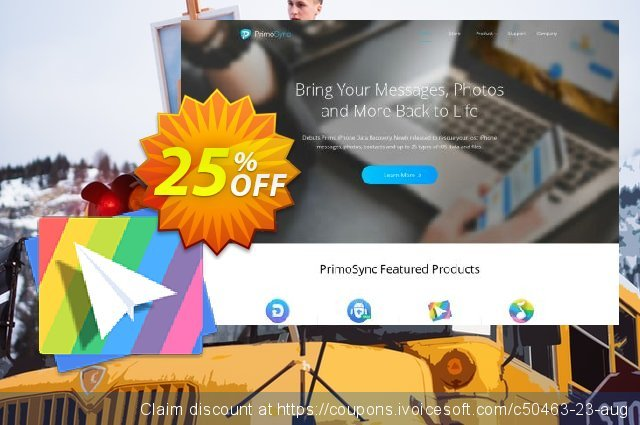 PrimoPhoto for Mac - personal discount 25% OFF, 2019 New Year's eve offering sales