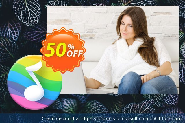PrimoMusic personal discount 50% OFF, 2021 Earth Hour discount