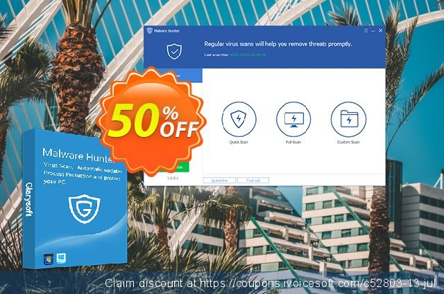 Malware Hunter Pro discount 75% OFF, 2019 College Student deals offering sales