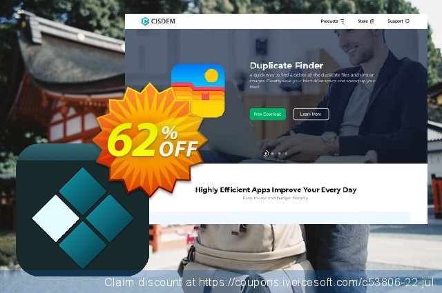 Cisdem Window Manager discount 62% OFF, 2020 Student deals promotions
