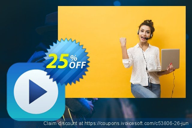 Cisdem Video Player discount 25% OFF, 2019 Thanksgiving Day offering deals