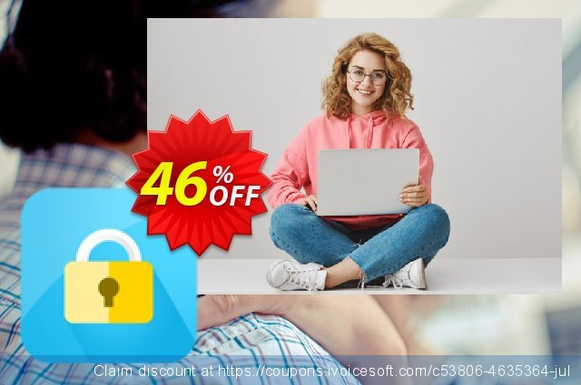 Cisdem AppCrypt for 2 Macs discount 46% OFF, 2020 July 4th offering discount