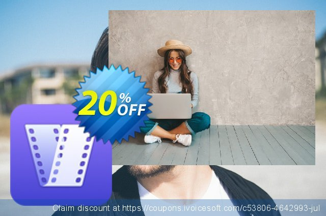 Cisdem Video Converter for 5 Macs Lifetime License discount 20% OFF, 2020 Back to School deals offering sales