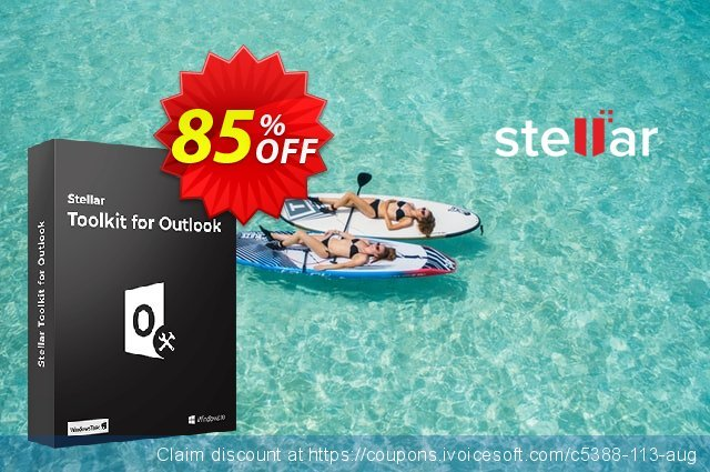Stellar Outlook Toolkit discount 85% OFF, 2019 Xmas Day promo