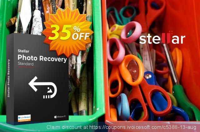 Stellar Photo Recovery discount 35% OFF, 2019 Back-to-School promotions discounts