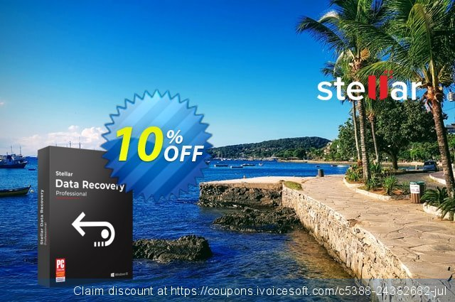 Stellar Data Recovery Mac Professional+ discount 10% OFF, 2020 University Student offer offering discount